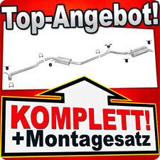 Auspuff VW T4 TRANSPORTER 1.9 2.4 2.5 D TD TDI LWB-Lang 96-03 +Reparaturrohr 591