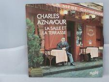 Charles Aznavour – La Salle Et La Terrasse  Barclay – 815.888-7, Barclay