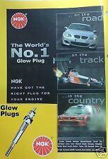 NGK glow plug @ trade price Y-740U y740u glowplugs 5104
