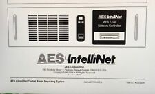 Used AES IntelliNet 7700 Network Controller Free Shipping