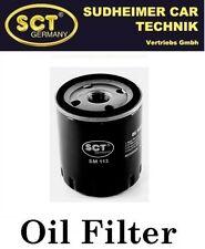 SCT Germany Oil Filter for Citroen/Fiat/Ford/Peugeot/Renault/Suzuki