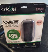 Cricket Paygo Kyocera S1300 (New original packaging)