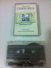 CHRIS REA - THE BEST - CINTA TAPE CASSETTE - 1988 WEA 243 841-4 WX 200C