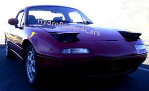Mazda Miata All Models Sleepy Lazy Eye Kit Modification USA made+ BONUS Mod CD