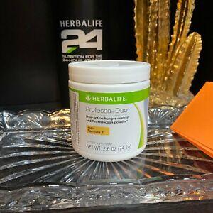 HERBALIFE Prolessa Duo SMALL 2.6 OZ, 7 Days Program, Hunger control, Fat burner