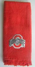 Ohio state university bath golf hand TOWEL FREE SHIPING buckeyes OSU