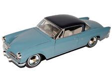 Studebaker Starliner 1953 Coupe Blau 1/18 Maisto Modellauto Modell Auto
