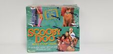 Scooby Doo The Movie Trading Card Unopened Packs Box