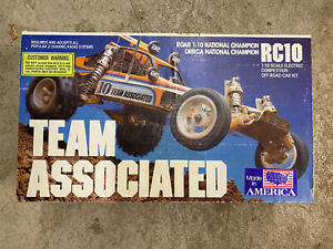 Associated Rc10 Box Only