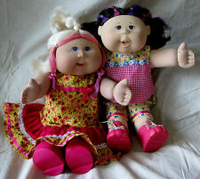 SEWING PATTERN for making SUMMERTIME outfits 4 Cabbage Patch Kids doll clothes