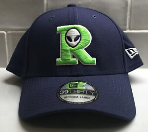 (1325) 2020 Roswell Invaders New Era 3930 Game Hat