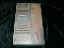 Pilates PAL VHS Movies