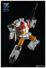 New Transformers Toys Zeta ZB-03 Silver Arow G1 Superion Silverbolt instock