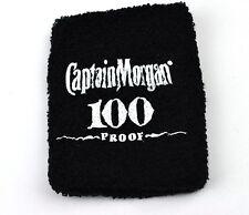 Captain Morgan 100 proof estados unidos pulsera cinta de soldadura negro-Wristband