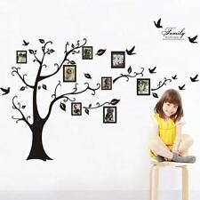 Family Tree Wall Decal Mural Sticker DIY Art Removable Home Office Decor Room HX