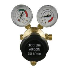 Parweld Argon / CO2 Gas Regulator for Welding Single Stage 2 Gauge 35 LPM