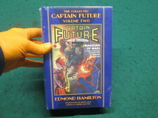 THE COLLECTED CAPTAIN FUTURE Edmond Hamilton VOLUME TWO 2011 1st edition Sealed