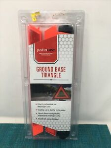 Justin Case Ground Base Triangle - NEW IN PACAKGE