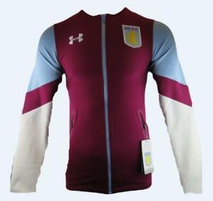 Aston Villa Official Under Armour Mens Training Jacket