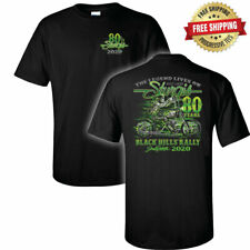 Sturgis 2020 Motorcycle Rally T-Shirt Black Hills South Dakota S-5Xl