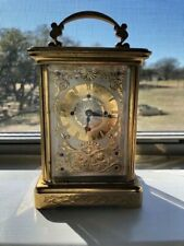 Limited Edition Franklin Mint Faberge Imperial Carriage Clock