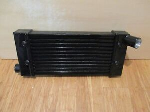 """Universal Inter-cooler, 540 x 230 x 67mm, 51mm (2"""") connections"""