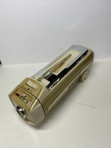 Electrolux Super J Canister Vacuum Model 1401 Base Unit Only Jubilee Gold