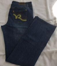 Roca Wear Rainbow Pocket Woman's jeans Size 11 Rocawear