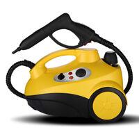 2L 220V Handle Lampblack Steam Cleaner Car Wash Floor Range Hood CleaningMachine