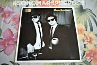 "Blues Brothers Briefcase Full of Blues Vinyl LP 12"" Record 33 RPM 1978 Atlantic"