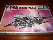 ITALERI - AEREO - F-15E STRIKE EAGLE - SCALA 1:72 - NUOVO - N°166 CONF ANNO 1994