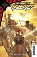 King In Black Return Of The Valkyries #1 Mattia De Iulis Cover Marvel Comics