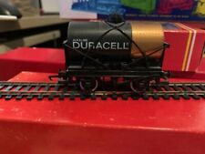 R140 Hornby Tank wagon 'Duracell' OO Gauge Used