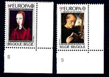 BELGIUM - BELGIO - 1980 - Europa: Celebrità