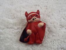 Halloween Red Devil Costumed Boy Pin (D12)