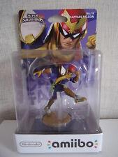 amiibo Super Smash Bros. No. 18 Captain Falcon - NEU & OVP