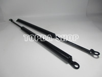 1Pair Engine rear cover gas spring support bar hood pole For Komatsu PC60-7