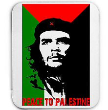 CHE GUEVARA PEACE TO PALESTINE - MOUSE MAT/PAD AMAZING DESIGN