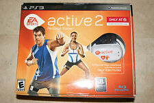 BRAND NEW PS3 Sports Active 2  WITH HEART MONITOR