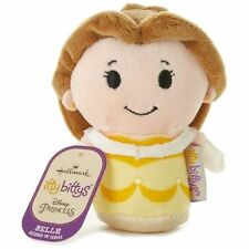 itty bittys 2nd Disney Princess Belle - Beauty and the Beast Rose Hallmark bitty