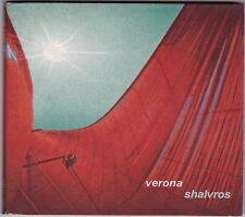 Verona - Shalvros - CD (BARK GRRR122 Digipak)