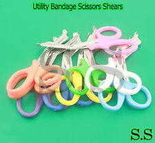 25 Emt Shears Scissors Bandage Paramedic Ems Supplies 725 With10 Different Color