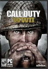 Call of Duty WWII 2 PC Steam Key *NEU* *NEW* EU Europe World War 2 WW II