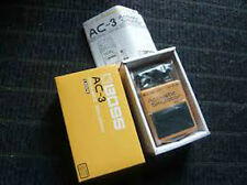 Boss AC-3 Acoustic Simulator Guitar Effect Pedal
