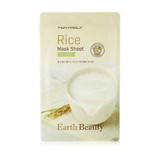 EARTH BEAUTY RICE MASK SHEET