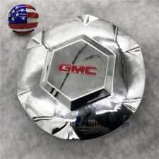 Chrome Wheel Center Hub Caps Cover 9593396 For GMC Envoy XL XUV 2002 -2007 H/Q