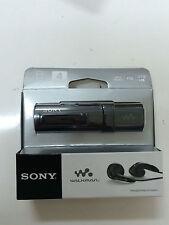 Sony NWZ-B183F Flash MP3 Player with Built-in FM Tuner Walkman (4GB)- Black