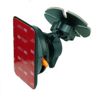 Motorcycle Scooter Windshield Adhesive Mount TiGRA U-TAG for Phone / Devices