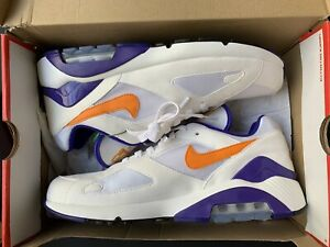 Nike Air Max 180 White/bright Ceramic US 11 Dead Stock From 2018