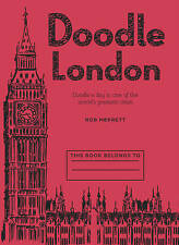 Doodle London, Rob Merrett | Paperback Book | Good | 9781909313095